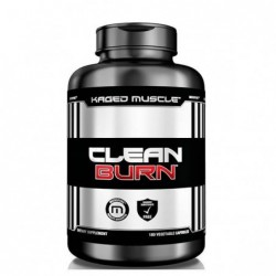 Kaged Muscle Clean Burn 90 porcja 180 kapsułki