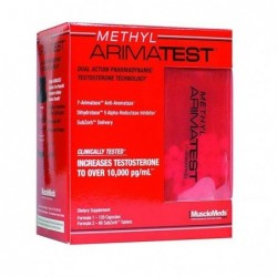 MuscleMeds Methyl ArimaTest...
