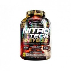 MuscleTech 100% Whey Gold 5.53lb 2508 gramy