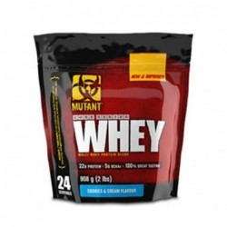 Mutant Whey 908 gramy 24...