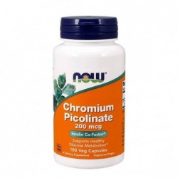 Now Chromium Picolinate 200...