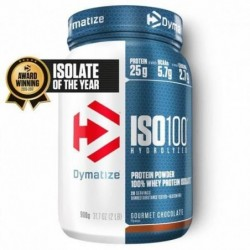 Dymatize ISO 100 Hydrolyzed 900 gramy
