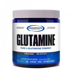 Gaspari Pure Glutamine Powder 60 porcje 300 gramy