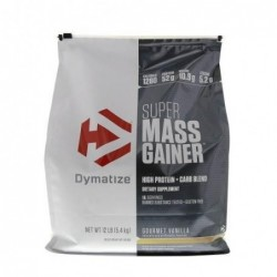 Dymatize SUPER MASS GAINER BAG 12 Lb 5.2 kg