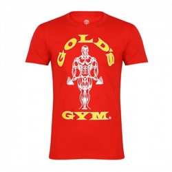 Gold's Gym T-Shirt Red
